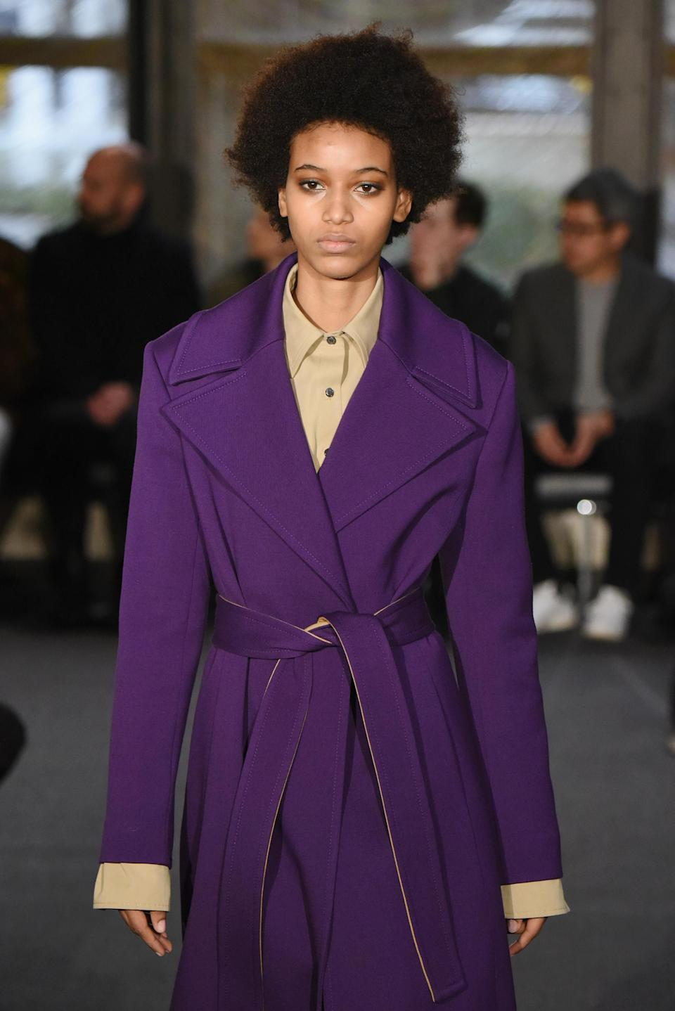 <p>We love an imperfectly perfect Afro. (Photo: Getty Images) </p>