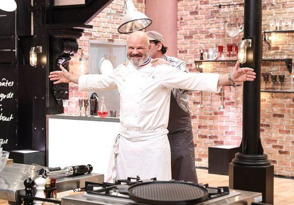 Philippe Etchebest et Paul Pairet Top Chef