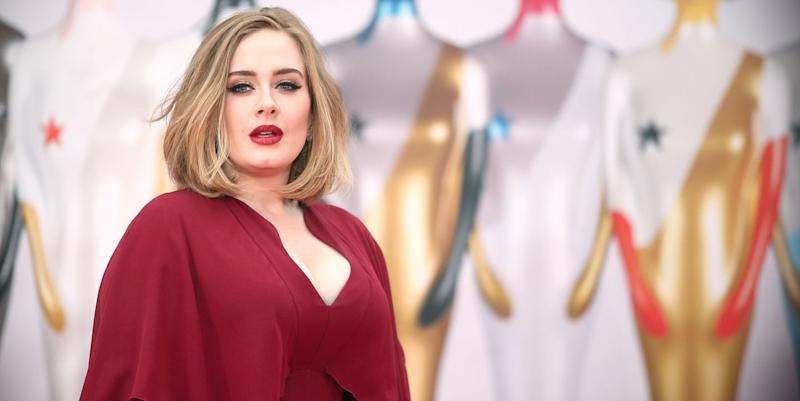Adele shares previously unseen photos to celebrate famous friend's birthday