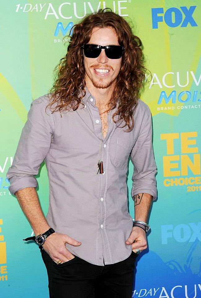 "September 3: Olympic snowboarder Shaun White turns 25. Jason Merritt/<a href=""http://www.gettyimages.com/"" target=""new"">GettyImages.com</a> - August 7, 2011"