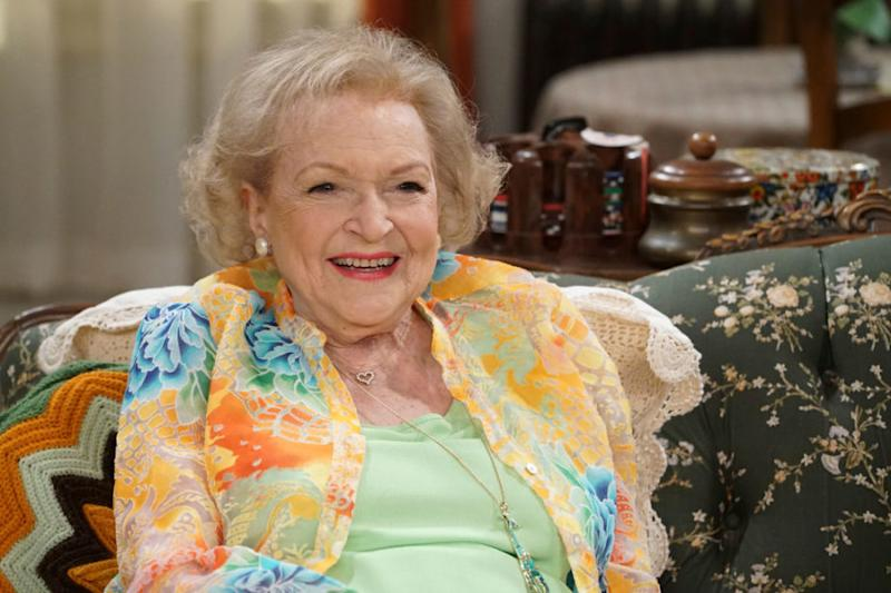 Betty White's secrets for a long life are vodka and hot dogs