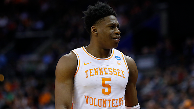 Zion native Admiral Schofield has the size of a point guard and the skills of a wing. But in a position-less NBA, the Wizards' second-round pick is out to prove he belongs.
