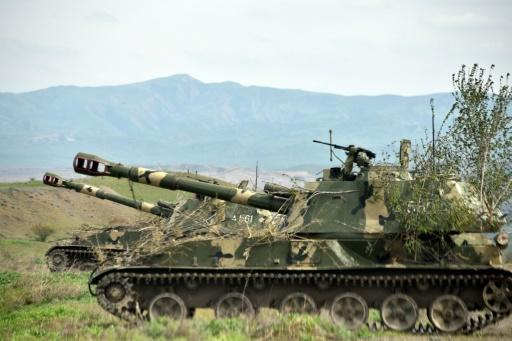 Fragile truce largely holding in Karabakh after days of fighting