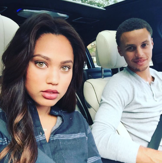 "Stephen Curry On Ayesha Curry's Twitter Firestorm: ""She"