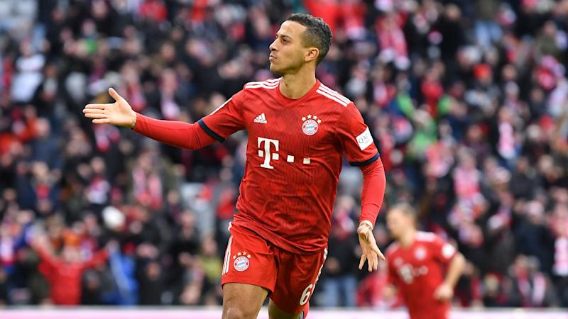 Bayern Munich expecting offer for Liverpool-linked Thiago 'in the next few days', says Rummenigge