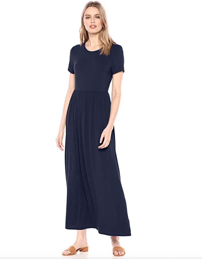 """Available in sizes XS to 2X. <a href=""""https://amzn.to/2Vcws5J"""" rel=""""nofollow noopener"""" target=""""_blank"""" data-ylk=""""slk:Get it on sale for $22"""" class=""""link rapid-noclick-resp"""">Get it on sale for $22</a>. (Prices may vary by size and color)."""