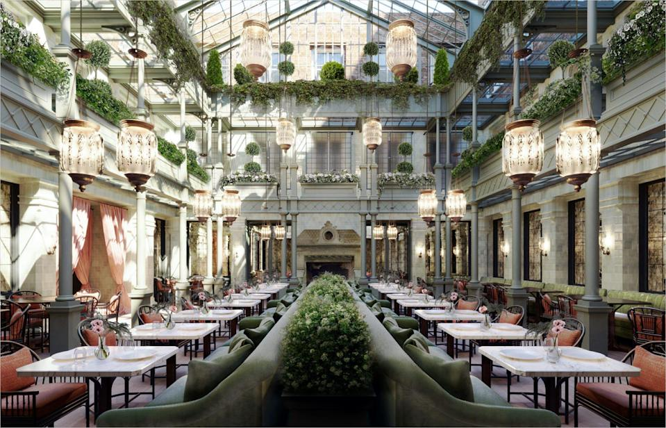 """<p>Every year sees a host of new hotels opening in the UK and 2021 is no different, with Insta-perfect places opening in London, Ayrshire, <a href=""""https://www.redonline.co.uk/travel/inspiration/a28507195/floristry-course-cookery-day-trip-experience-belmond-le-manoir/"""" rel=""""nofollow noopener"""" target=""""_blank"""" data-ylk=""""slk:Oxfordshire"""" class=""""link rapid-noclick-resp"""">Oxfordshire</a> and beyond.</p><p>While we wait out Lockdown 3, browsing these beautiful new hotels is just the antidote for a long winter at home. For those looking ahead for a summer or late 2021 staycation, these <a href=""""https://www.redonline.co.uk/travel/inspiration/g503524/seaside-hotels/"""" rel=""""nofollow noopener"""" target=""""_blank"""" data-ylk=""""slk:beach"""" class=""""link rapid-noclick-resp"""">beach</a>, city, country and boutique hotel openings are the ones worth knowing about.</p><p>Whether you're 'window shopping' for a <a href=""""https://www.redonline.co.uk/travel/inspiration/a27389409/family-holidays-city-breaks/"""" rel=""""nofollow noopener"""" target=""""_blank"""" data-ylk=""""slk:family adventure"""" class=""""link rapid-noclick-resp"""">family adventure</a> or feeling ready to book a <a href=""""https://www.redonline.co.uk/travel/inspiration/g34711055/unique-romantic-getaways/"""" rel=""""nofollow noopener"""" target=""""_blank"""" data-ylk=""""slk:romantic city break"""" class=""""link rapid-noclick-resp"""">romantic city break</a> towards the end of the year, many of these hotels come with a free cancellation option (be sure to check the T&Cs) in case Covid-19 affects your travel plans.</p><p>If your idea of a perfect trip includes escaping to the <a href=""""https://www.redonline.co.uk/travel/inspiration/g34469437/hotels-outside-london/"""" rel=""""nofollow noopener"""" target=""""_blank"""" data-ylk=""""slk:countryside"""" class=""""link rapid-noclick-resp"""">countryside</a> and holing up in a cute Oxfordshire bolthole, you'll want to check out <a href=""""https://go.redirectingat.com?id=127X1599956&url=https%3A%2F%2Fwww.booking.com%2Fhotel%2Fgb%2Fthe-plough-hotel.en-gb.html%3Faid%3D20"""
