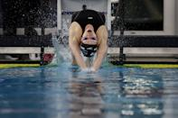 """<p>""""<a href=""""http://www.nytimes.com/2020/05/22/sports/swimming-regan-smith.html"""" class=""""link rapid-noclick-resp"""" rel=""""nofollow noopener"""" target=""""_blank"""" data-ylk=""""slk:I just miss being with my club team"""">I just miss being with my club team</a>,"""" Smith told the <strong>New York Times</strong> in May 2020, when asked what she missed most during the coronavirus shutdown. """"I was really looking forward to having my last spring season with my whole team and all my best friends. Spring season was the most fun for me. Every Friday during spring season a whole bunch of us would go out and get fast food and hang out together. I miss that a lot.""""</p>"""
