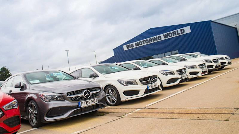 Used car market stronger than ever as August sales beat previous records