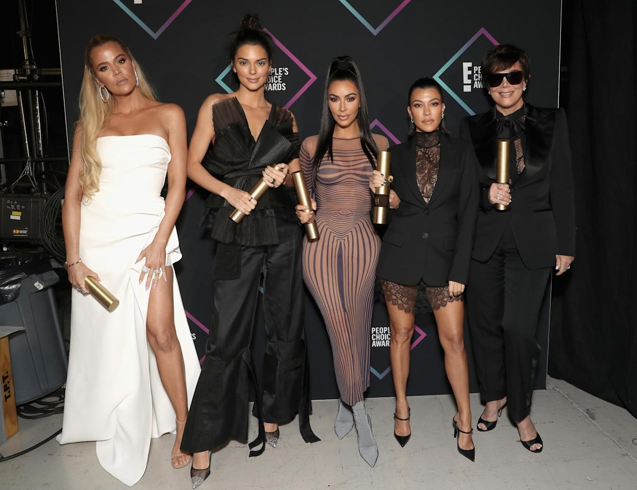 """<p>No celebrity list this millennium would be complete without the Kardashians. The gals (and guy) have their fingers in the food pot, too. Kris authored a 2014 cookbook (<a href=""""https://www.thedailymeal.com/eat/5-celebrity-cookbooks-failed-miserably?referrer=yahoo&category=beauty_food&include_utm=1&utm_medium=referral&utm_source=yahoo&utm_campaign=feed"""">though it didn't do very well</a>), Kourtney <a href=""""https://www.thedailymeal.com/entertain/kourtney-kardashians-kitchen-hack/041719?referrer=yahoo&category=beauty_food&include_utm=1&utm_medium=referral&utm_source=yahoo&utm_campaign=feed"""">launched lifestyle brand Poosh</a> in 2019, and Kim sparked a <a href=""""https://www.thedailymeal.com/eat/everyone-shocked-celebrities-had-double-date-waffle-house?referrer=yahoo&category=beauty_food&include_utm=1&utm_medium=referral&utm_source=yahoo&utm_campaign=feed"""">national Waffle House craving with a double date in 2015</a>.</p>"""