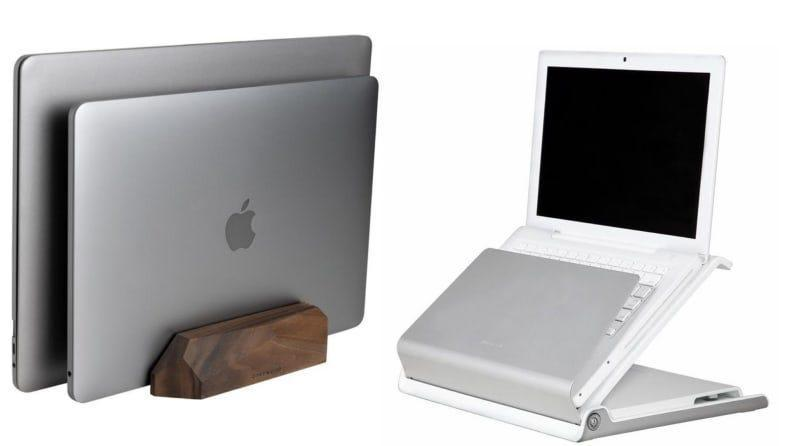 Step up your tech game with a new laptop holder or an adjustable stand for when you're on and offline.