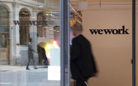 WeWork - Credit: Bryn Colton/Bloomberg