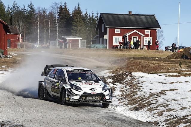 Returning Latvala won't restart after electrical issue