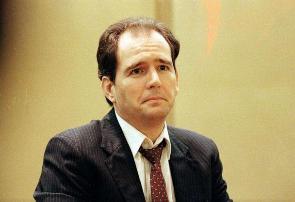 PHOTO: Danny Harold Rolling appears at his trial in Tampa, Fla., Feb. 13, 1994.  Rolling pleaded guilty to the serial killings of five young poeple at the Unversity of Florida in Gainesville. (AP)