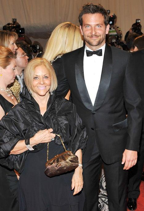 Bradley Cooper Reveals His Date to the Oscars: His Mom!