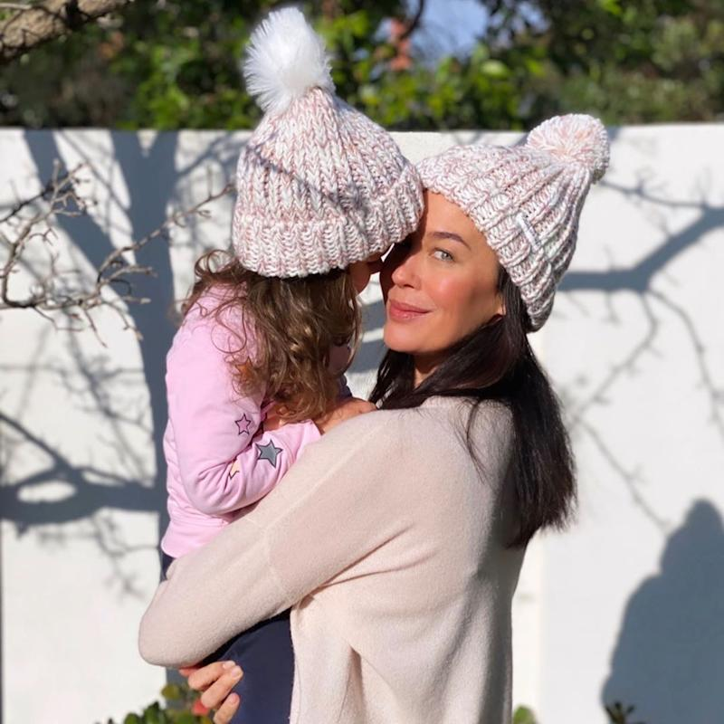 Megan was at a loss for what to do with her business until the passing of her brother, when she realised it was time to work on herself, not the business. Photo: Instagram/MeganKGale