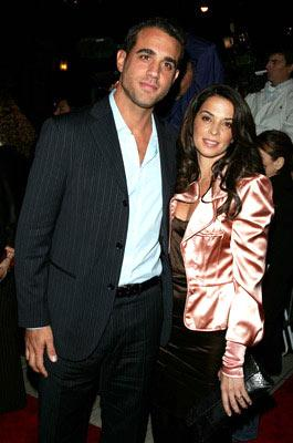 Premiere: Bobby Cannavale and Annabella Sciorra at the New York premiere of Miramax Films' Shall We Dance? - 10/5/2004 Photos: Jim Spellman, WireImage.com