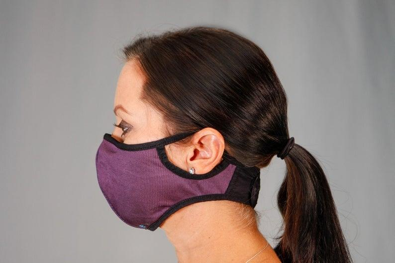 <p>This <span>Active Sports Face Mask</span> ($13) won't budge.</p>