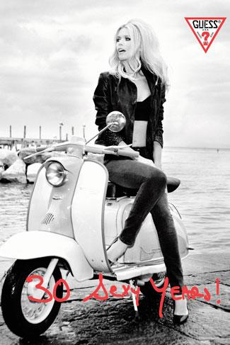 Guess Launch 30th Anniversary Capsule Collection - And Claudia Schiffer Is Back To Model In The Campaign!