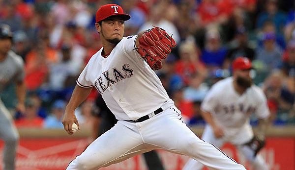 MLB: Dodgers holen Rangers-Ace per Trade