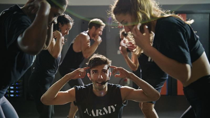 Inside Aarmy, the Next Great Group Fitness Cult