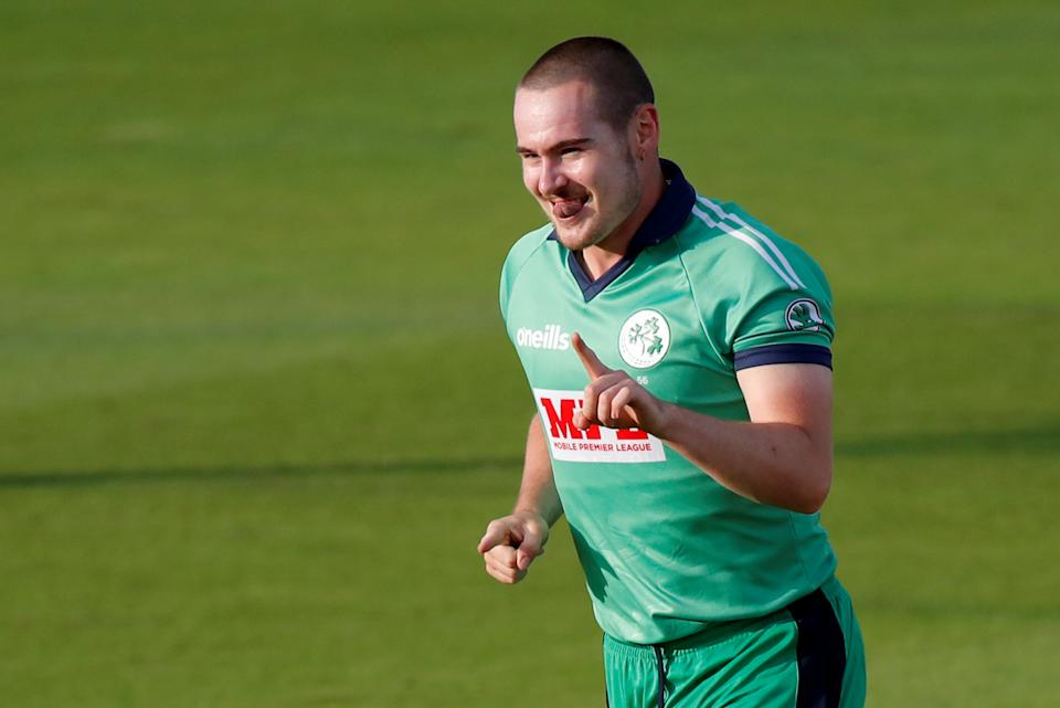 Little also starred against the West Indies, taking 3-29 to help Ireland successfully defend 208 in a T20