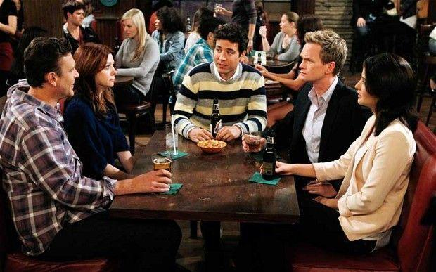 "<p>You could usually find Ted, Barney, and the rest of the <em>How I Met Your Mother </em>characters at MacLaren's Pub commiserating about their dating problems. From bar food to pints of beer, MacLaren's may seem like your average hole in the wall, but it was based on a <a href=""https://mcgeespubny.com/"" rel=""nofollow noopener"" target=""_blank"" data-ylk=""slk:real-life New York City bar, McGee's"" class=""link rapid-noclick-resp"">real-life New York City bar, McGee's</a>.</p>"