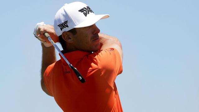Horschel beat Jason Day in a playoff last week at the AT&T Byron Nelson.