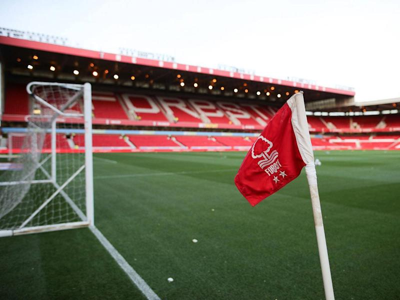 Nottingham Forest's City Ground (PA)