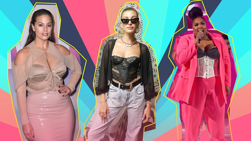 Street Style Takes on How to Wear a Corset During Daylight