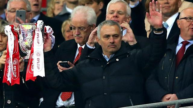Manchester United manager Jose Mourinho feels he is now able to balance his passion for management with his regular life much better.