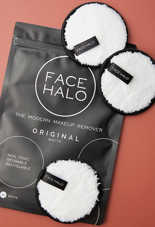 Face Halo Original Makeup Removers, Set of 3 - $30