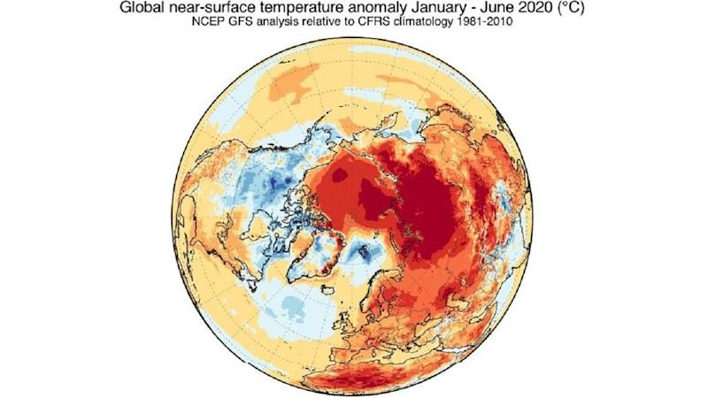The chilling global impact of Siberia's record heatwave