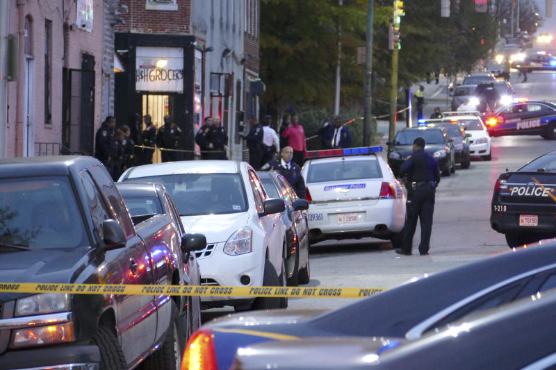 This City's Homicide Rate Hit a Historical High in 2017