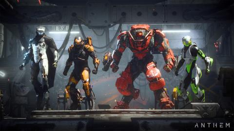 Freelancers Take Flight! Anthem Launches Today