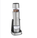 """<p><strong>Cuisinart</strong></p><p>amazon.com</p><p><strong>$49.95</strong></p><p><a href=""""https://www.amazon.com/dp/B00MWK4VQ0?tag=syn-yahoo-20&ascsubtag=%5Bartid%7C10055.g.36557113%5Bsrc%7Cyahoo-us"""" rel=""""nofollow noopener"""" target=""""_blank"""" data-ylk=""""slk:Shop Now"""" class=""""link rapid-noclick-resp"""">Shop Now</a></p><p>This electric mill is <strong>d</strong><strong>esigned with two chambers </strong>so you can have a pair of frequently used spices, like salt and pepper for instance, ready for use. The unit is rechargeable, and the charging base, which includes a removable crumb tray for easy cleanup, has an indicator light so you know the grinder is ready. The grind size is adjustable from fine to coarse, but the dial does not include preset grind sizes.<br></p><p>The clear spice holders let you see when it's time to top up. It includes a 1-teaspoon cap to make grinding to measure easier, but due to what we found was slow grinding overall in our tests, it takes some time to hit a teaspoon. This mill is great for seasoning portions and handy if you don't have the dexterity for (or interest in) grinding, but it was not the fastest for grinding large quantities. <strong><br></strong></p><p><strong>RELATED:</strong> <a href=""""https://www.goodhousekeeping.com/home/organizing/g3124/how-to-organize-your-spices/"""" rel=""""nofollow noopener"""" target=""""_blank"""" data-ylk=""""slk:15 Genius Ways to Organize the Spices in Your Cabinet, Drawer, or Pantry"""" class=""""link rapid-noclick-resp"""">15 Genius Ways to Organize the Spices in Your Cabinet, Drawer, or Pantry</a></p>"""