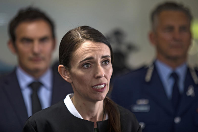 Pictured is Jacinda Ardern. Source: Getty Images