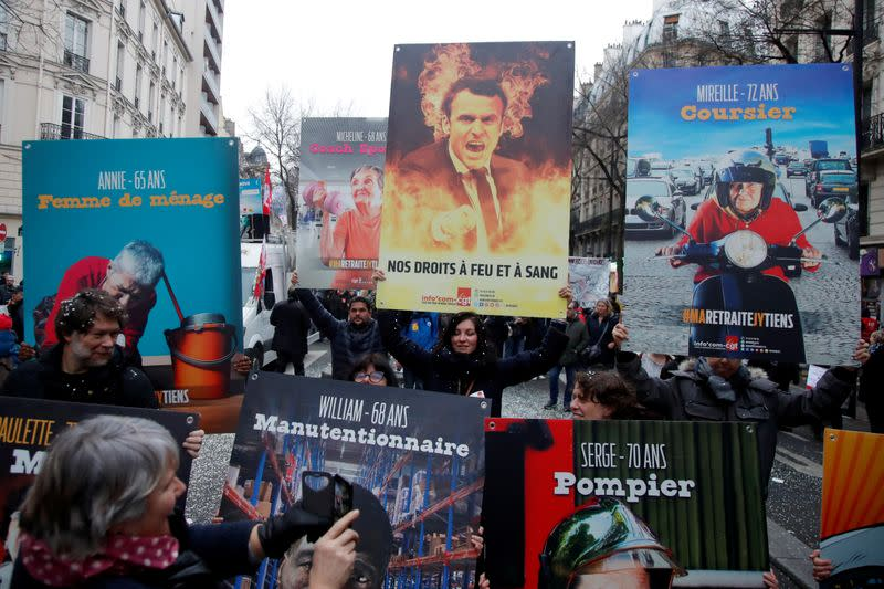 France faces its thirty-sixth consecutive day of strikes