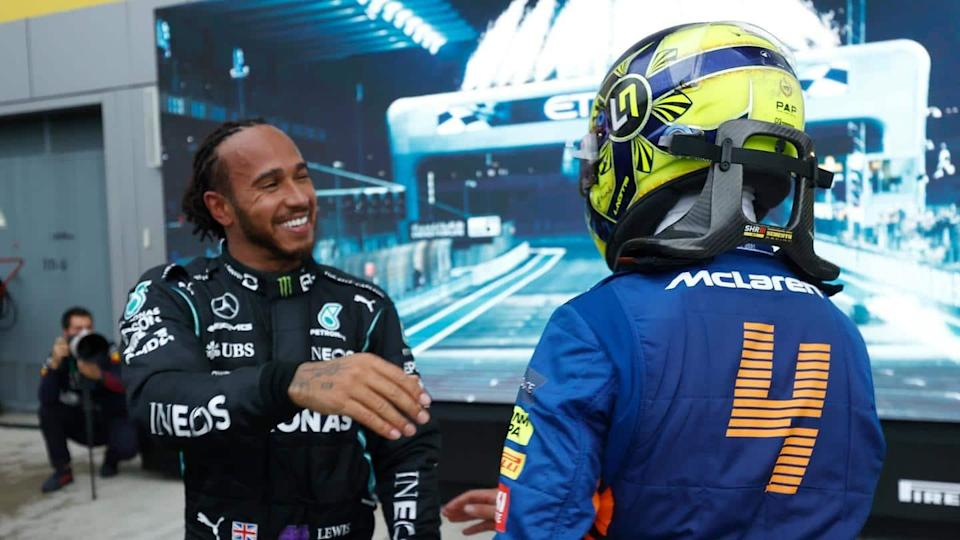 Lewis Hamilton wins 100th F1 race: Decoding the numbers