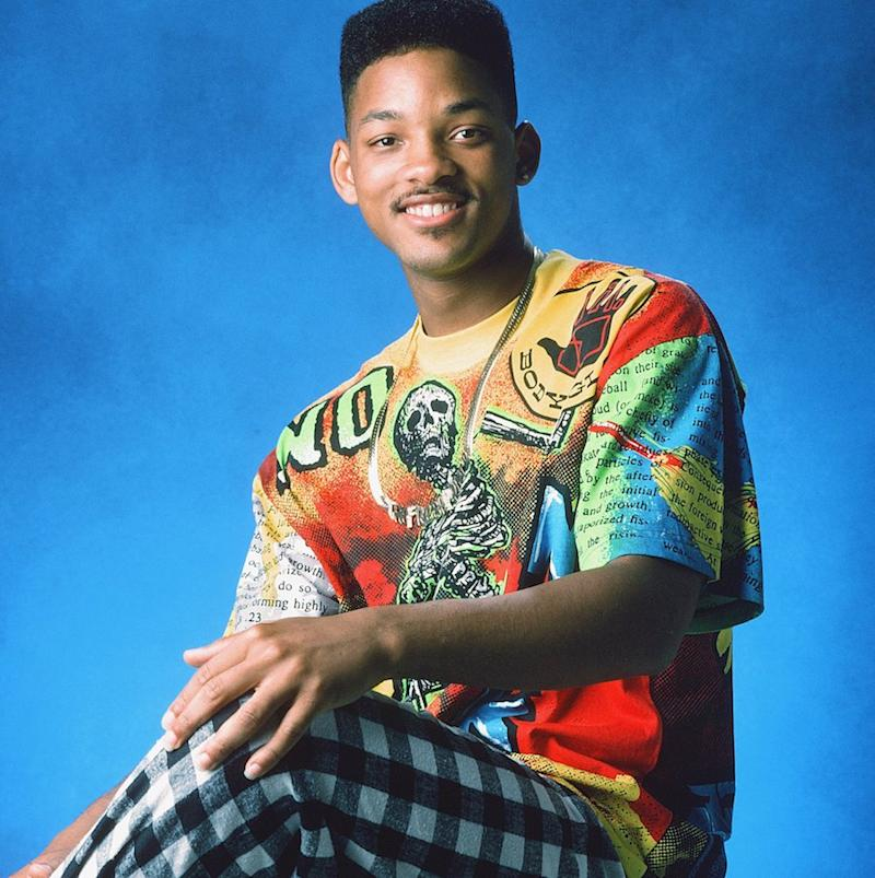The Fresh Prince of Bel-Air helped me find freedom in solitude and fashion