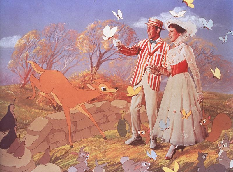 Mary Poppins (Credit: Disney/Image.net)