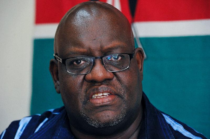 Paying bribes to police and bureaucrats remains routine for ordinary Kenyans, but John Githongo, pictured in Nairobi on July 31, 2015, said the current level of corruption outstrips anything he has seen in a more than 20-year career battling graft (AFP Photo/Simon Maina)