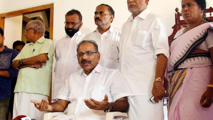 Media Divided After Alleged Lewd Chat of Kerala Min Aired on TV