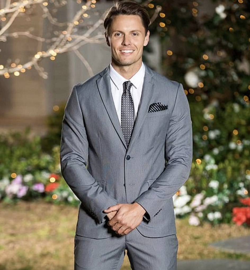 Bachelorette star Todd King