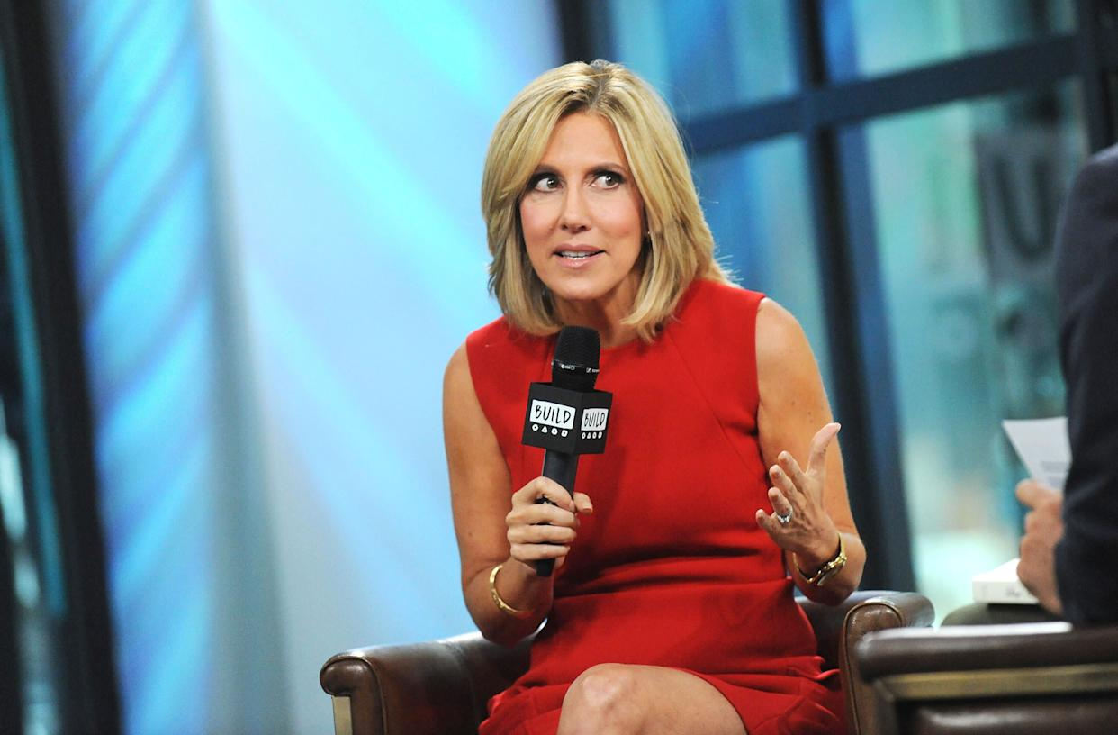 Alisyn Camerota joined CNN from Fox News in 2014. (Photo: Desiree Navarro via Getty Images)