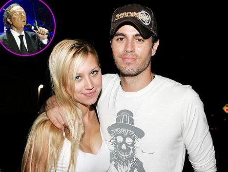 Enrique Iglesias' Father Julio Iglesias Has Never Met Girlfriend Anna Kournikova After 12 Years of Dating