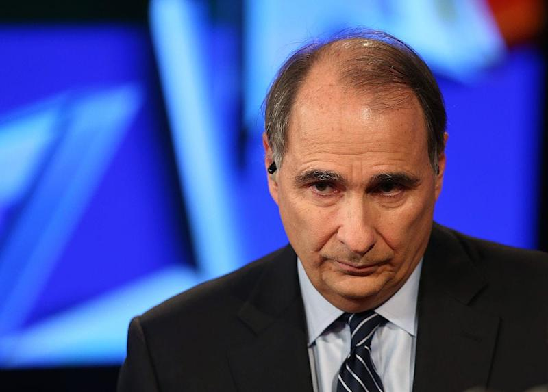 Political analyst David Axelrod.