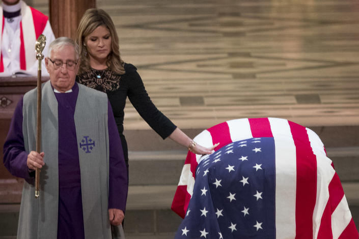 PHOTOS: State Funeral for former President George H.W. Bush held in Washington, D.C.