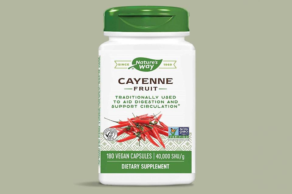 Cayenne pepper over the counter