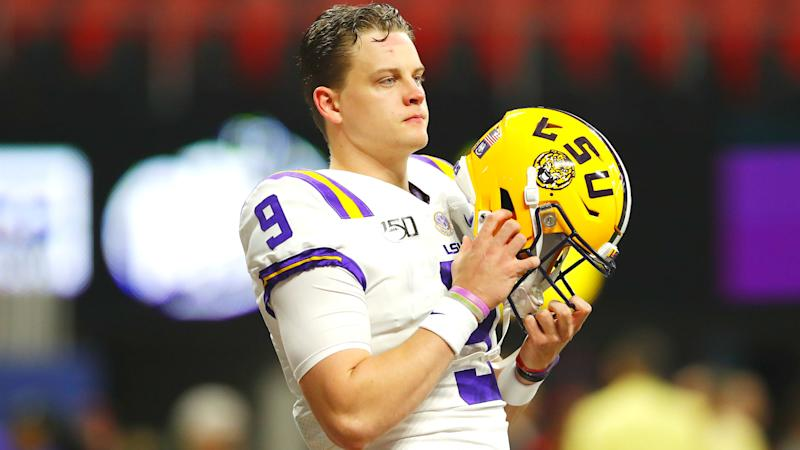 Madden 21 rookie ratings: Joe Burrow leads quarterbacks; Henry Ruggs III tops loaded WR group